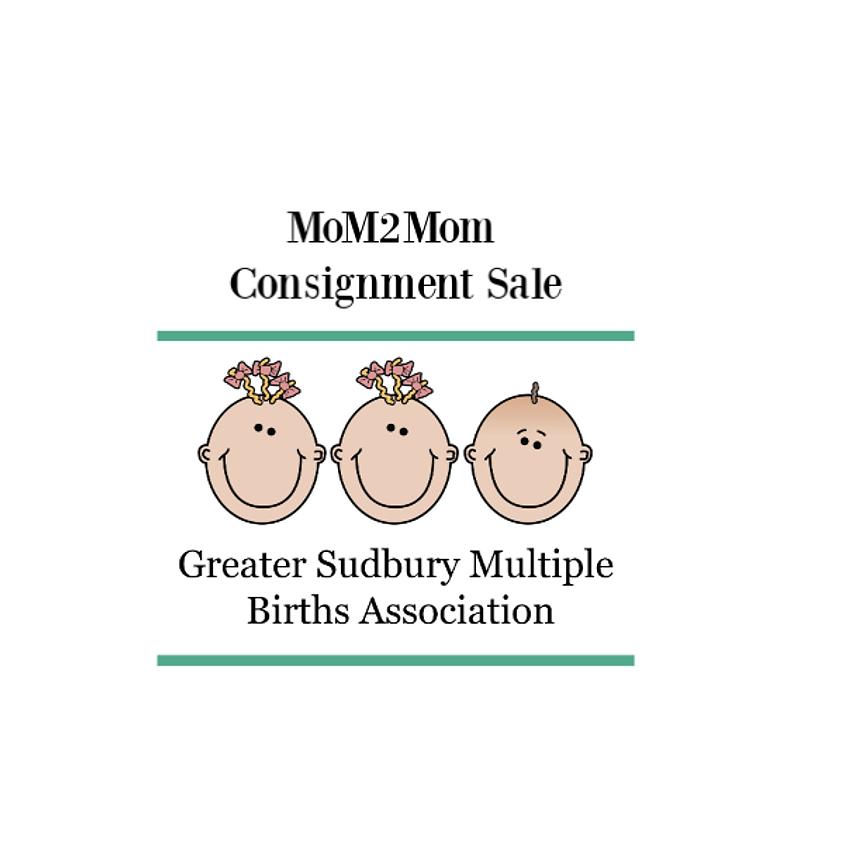 GSMBA Member Registration - MoM2Mom Consignment Sale Spring 2020