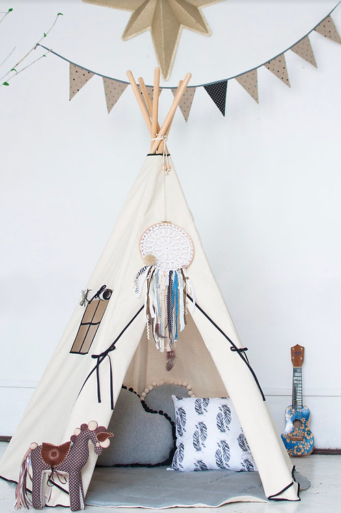 Super Smart Teepee Set