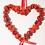 Thumbnail: Beautiful Dried Chilli Heart - Handmade