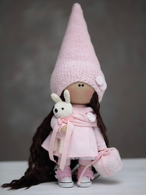 Beautiful Aspen - Ready to Go Handmade Doll - 2019 Collection