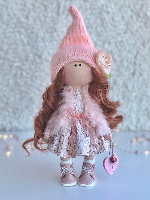 Beautiful Zara - Ready to Go Handmade Doll - 2019 Collection