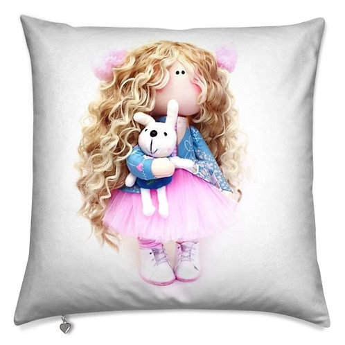 Pretty Polly -  Scatter Cushion