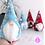 Thumbnail: Betty - Blue - Ready to go - Handmade Gnome