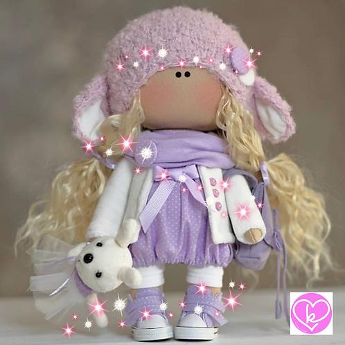 Magical Mai - Ready to Go - Handmade Doll -2020 Collection