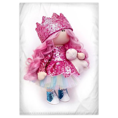 Sparkle Princess - Bedding Range - Junior