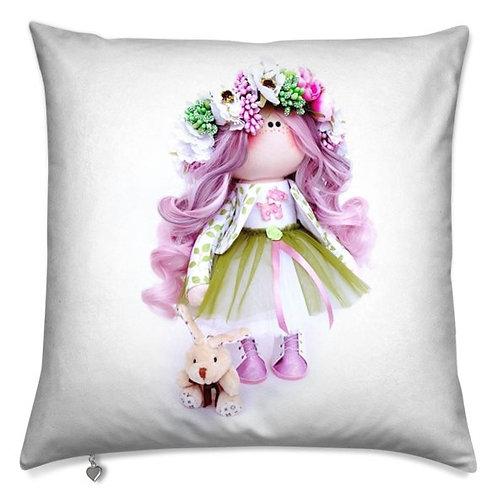 Springtime Fun -  Scatter Cushion