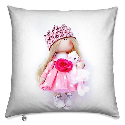 Ballerina Girl -  Scatter Cushion