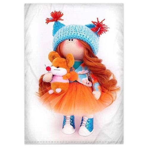 Little Miss Autumn - Bedding Range - Single