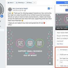 Buy Local - Isle of Wight - Digital Marketing