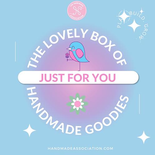 My Lovely Box of Handmade Goodies - October's Box