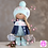Thumbnail: Beautiful Poppie - Ready to Go - Handmade Doll - 2020 Collection