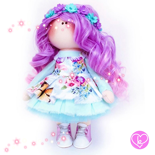 Amity - Made to Order - Handmade Doll