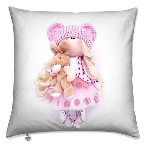 Little Miss Confident -  Scatter Cushion