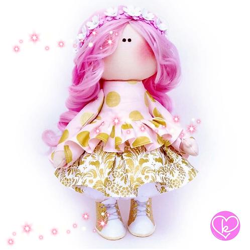 Harmony - Made to Order - Handmade Doll