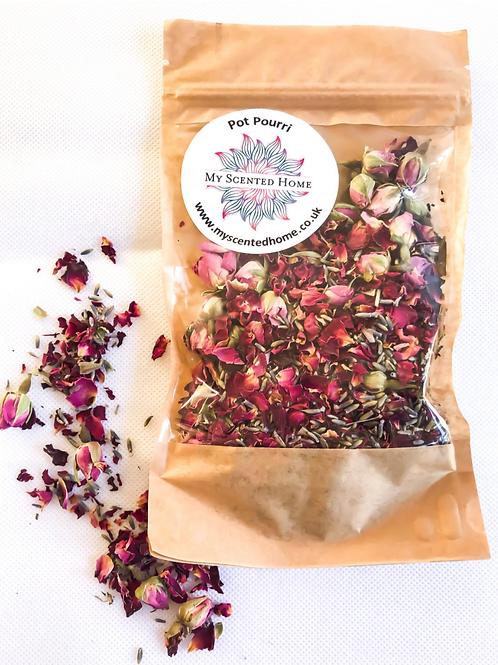 Stunning Rose and Lavender Pot Pourri - Handmade