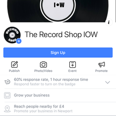 The Record Shop IOW