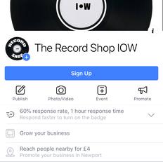 The Record Shop IOW