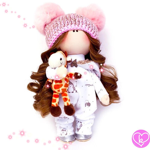 Betty Bedtime - Made to Order - Handmade Doll