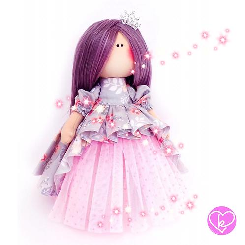 Princess Sienna - Made to Order - Handmade Doll