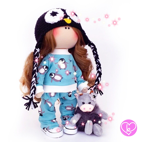 Penguins and Bedtime, my two favourite things