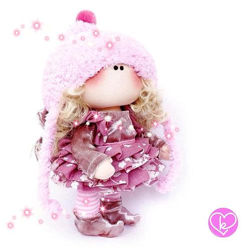 Dream Fairy + Dream Catcher - Made to Order - Handmade Doll