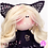 Thumbnail: Beautiful Kitty Kat - Made to Order - Handmade Doll