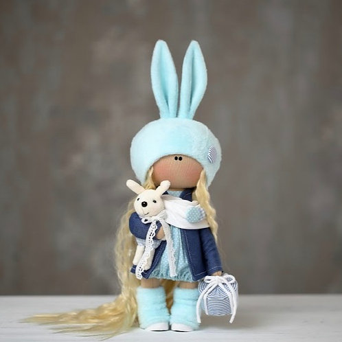 Beautiful Boo - Ready to Go Handmade Doll - 2019 Collection