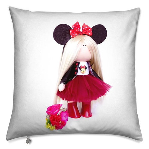 Beautiful Minnie -  Scatter Cushion
