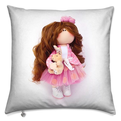 Little Miss Kind -  Scatter Cushion
