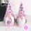 Thumbnail: Nora - Pink - Handmade Gnomette