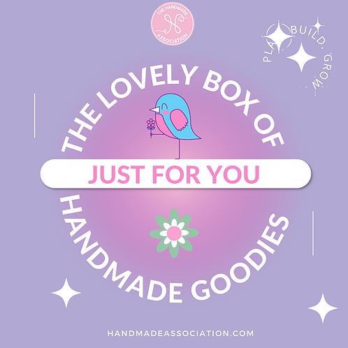 My Lovely Box of Handmade Goodies - September