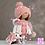Thumbnail: Pretty Tia - Ready to Go - Handmade Doll - 2020 Collection