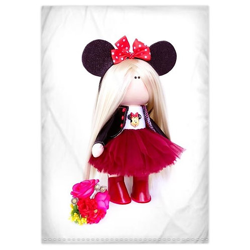 Magical Minnie - Bedding Range - Single