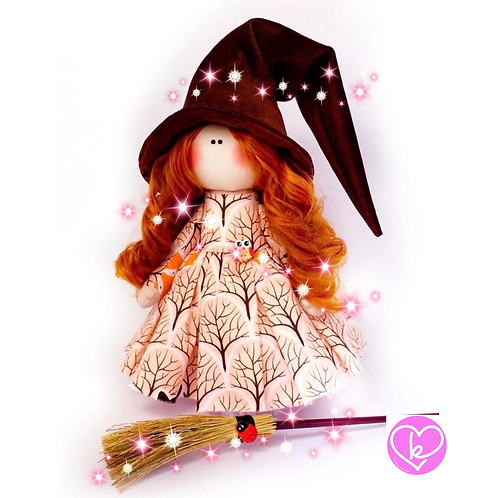 Limited Edition: Magical Witches Doll - Collectors Edition