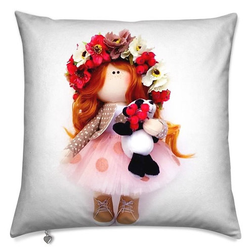 Autumn Flowers -  Scatter Cushion