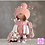 Thumbnail: Pretty Tia - Ready to Go - Handmade Doll - 2020 Collection