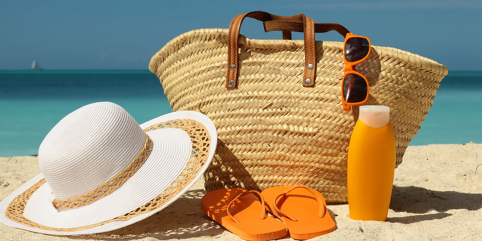 Women's Beach Trip