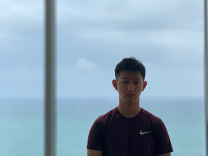 Senior Spotlight: Dillon Wang