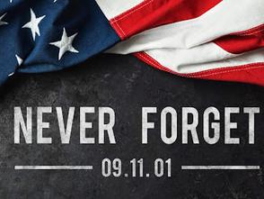 Area 9/11 Commemorations