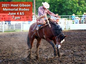 Hoot Gibson Rodeo: May 19