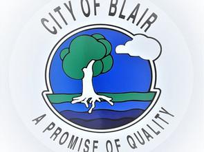 Blair Council Meeting