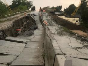 Flooded Roadways Can Hide Road Dangers