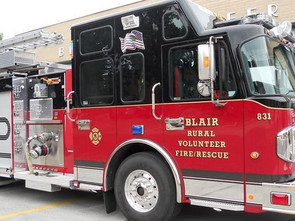 Blair Fire & Rescue Summary