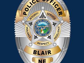 Blair Police Summary