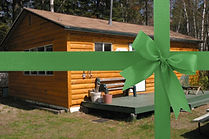 Gift Certificates available for cabins or pontoons