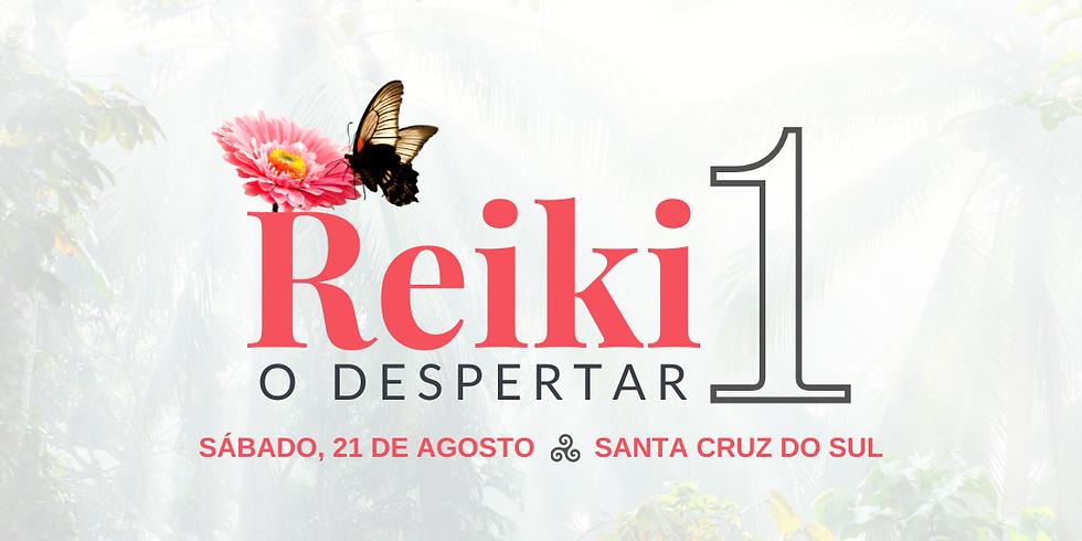 Curso de Reiki Nível I - Shoden em Santa Cruz do Sul