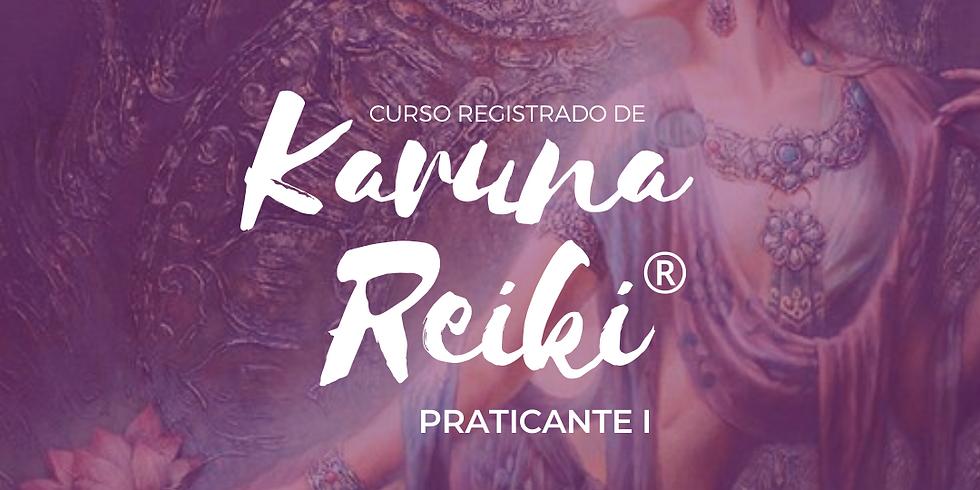 Curso de Karuna Reiki - Nível I