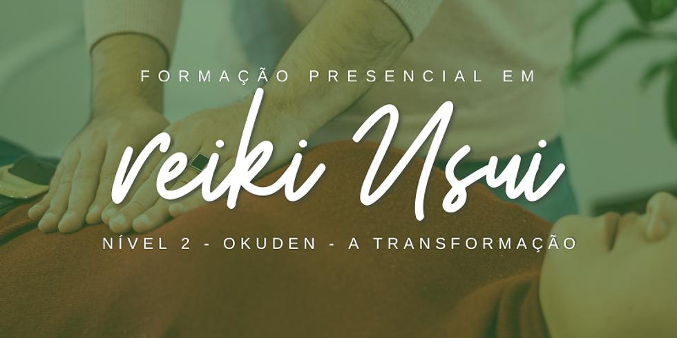 Curso de Reiki Nível II - Okuden em Santa Cruz do Sul (1)