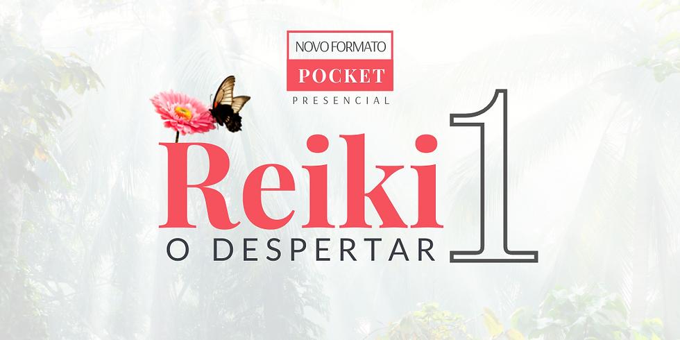 Curso de Reiki Nível I - POCKET,  em Santa Cruz do Sul