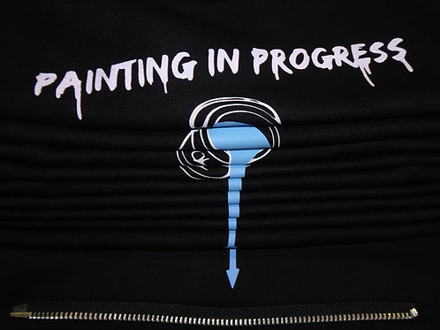 """Painting In Progress"""